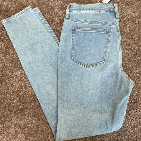 J Crew toothpick jeans - size 29 tall